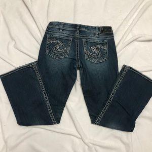 "Silver Jeans Jeans - SILVER ""SUKI BOOTCUT"" JEANS"